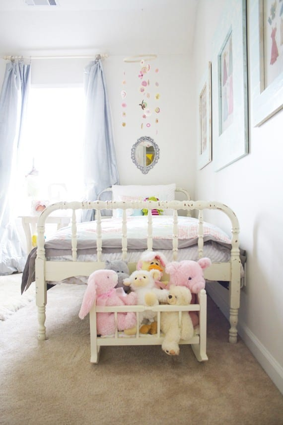 jenny lind bed